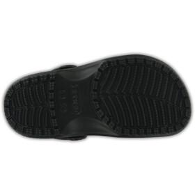 Crocs Classic Clogsit Lapset, black